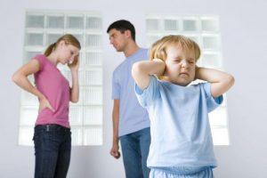 gentori figli conflitto