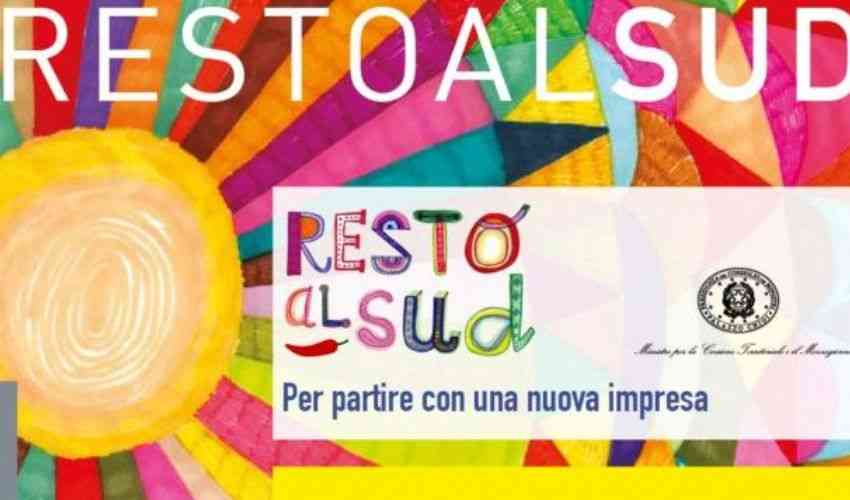Resto al Sud 2020, incentivi anche per under 46 e professionisti