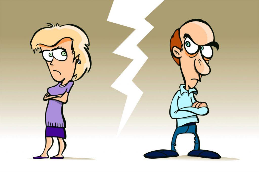 Resta fermo il diritto al mantenimento anche se i coniugi non hanno convissuto